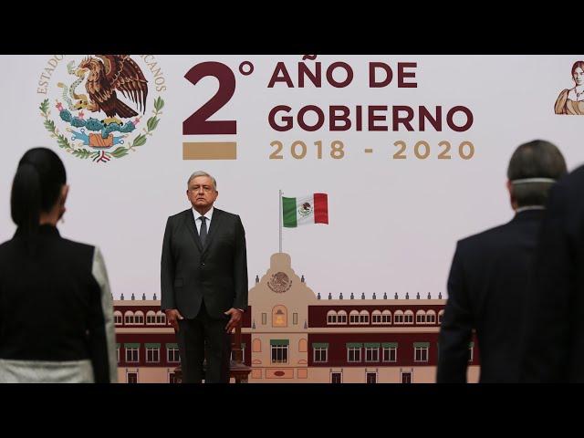 2° Año de Gobierno 2018-2020