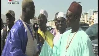 déclaration de balla gaye 2 venu prier a la mosquée de guediawaye