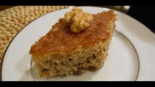 Walnut Pie(Καρυδόπιτα)-katerina Giannakopoulou-katerinalitlekitchen