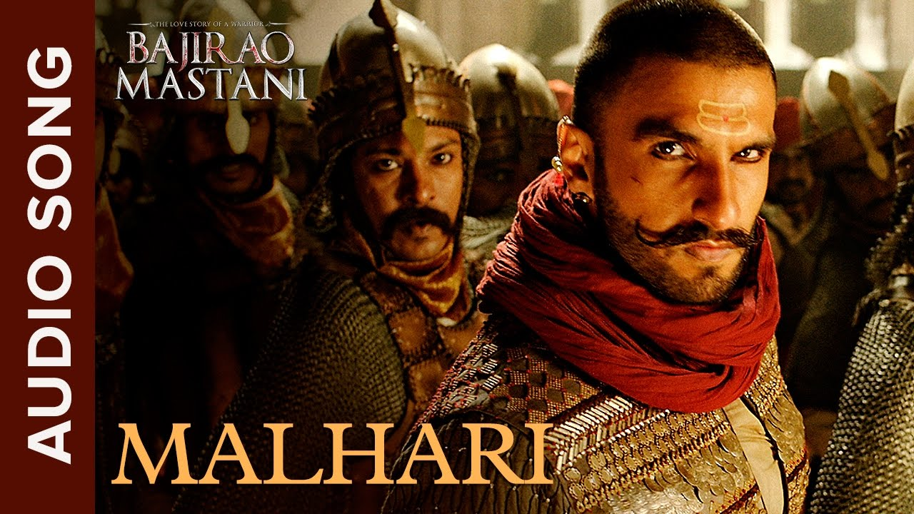 Download Malhari | Full Audio Song | Bajirao Mastani | Ranveer Singh