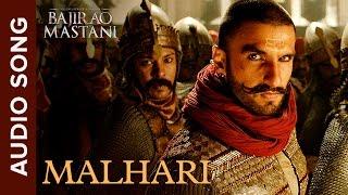 Malhari | Full Audio Song | Bajirao Mastani | Ranveer Singh
