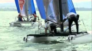 Groupama Garancia F18 Catamaran WC - 2nd Race Day