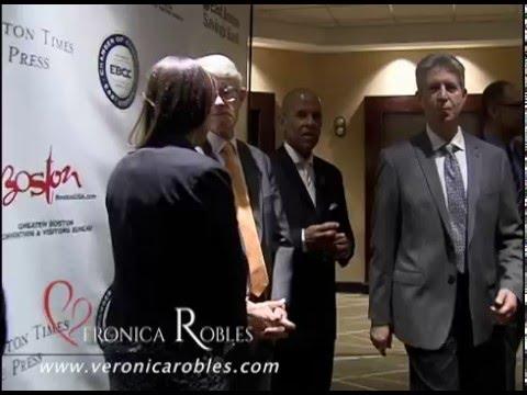 Interview to Sergio Jaramillo Chelsea Chamber of Commerce