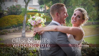 Chloe & Will I Wedding highlights I Sotogrande