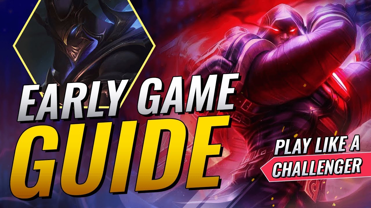 EARLY GAME GUIDE - HOW TO PLAY LIKE A CHALLENGER - Teamfight Tactics