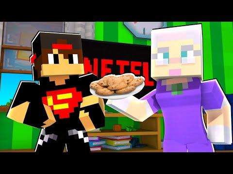 """ماين كرافت """" حياة سيد """" : زرت بيت جدتي - Minecraft !! 😍🔥"""