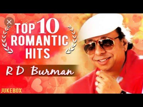 Best ROMANTIC HINDI SONGS COLLECION R D BURMAN R D BURMAN EVERGREEN ROMANTIC HITS audio jukebox