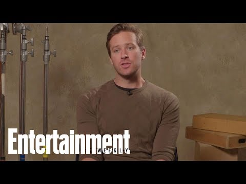 Armie Hammer On Why 'On the Basis Of Sex' Is Especially Important Now  Entertainment Weekly