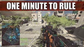 Battlefield 4 | PC | One Minute To Rule Them All #27