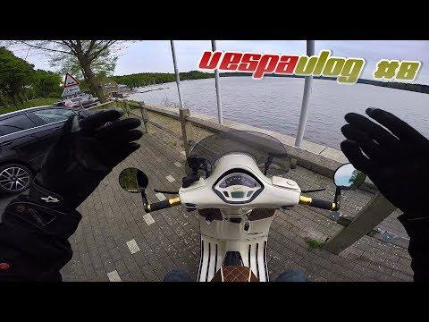 Erste Fahrt in 2018 - Vespavlog #8
