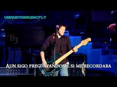 McFly - Unsaid Things Live at Manchester Subtitulada Español HD