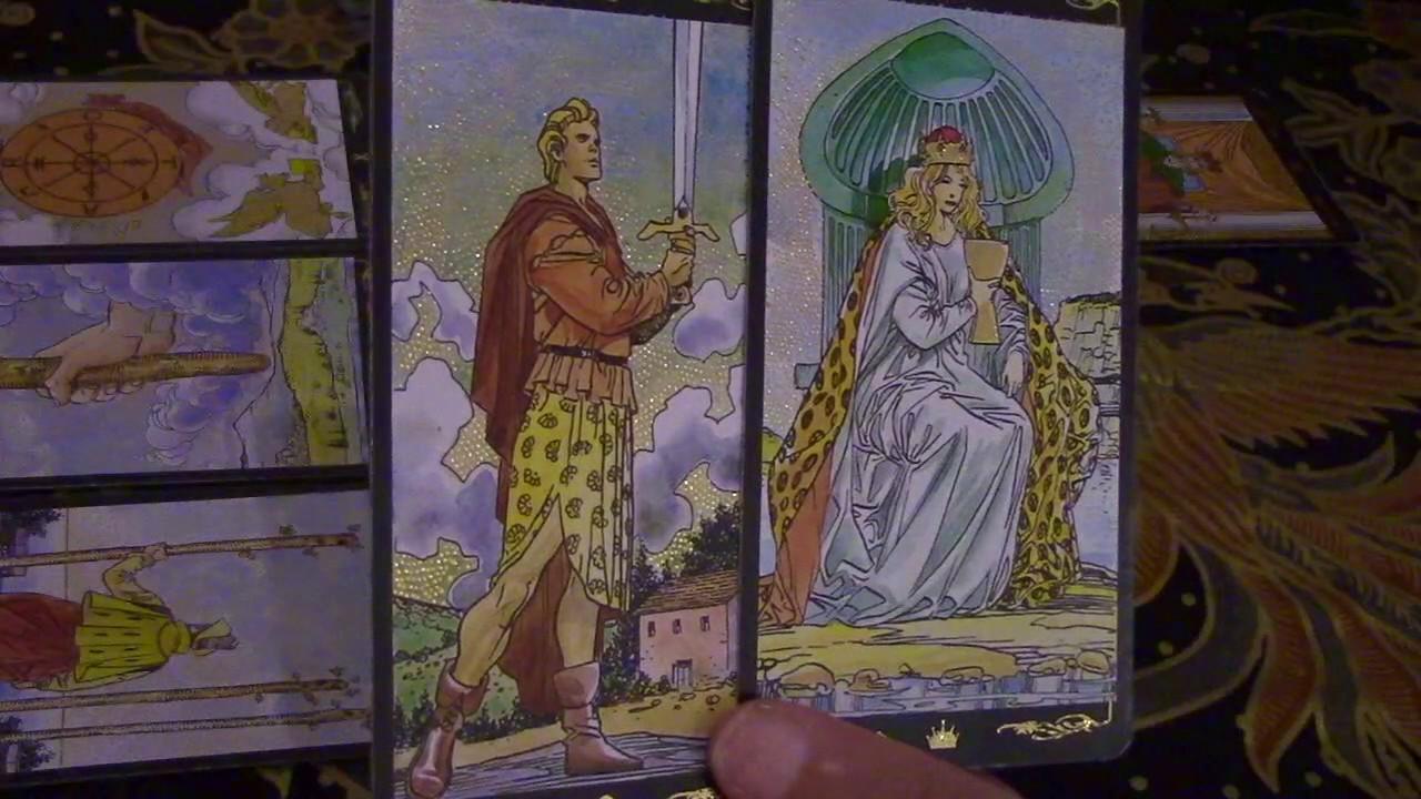 Capricorn March 2017 Love Focus Tarot Card Reading