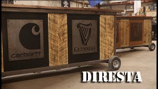 DiResta Carhartt Guinness Bars