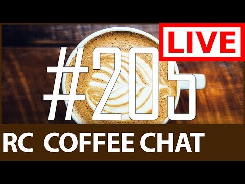 ☕ RC Coffee Chat #205 - A Rag & Some Nuts