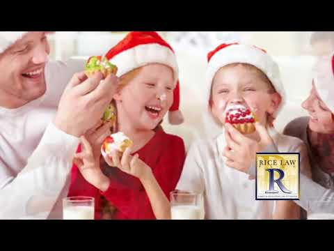 Rice Law   Child Custody During The Holidays