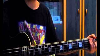 Napalm Death - You Suffer bass cover