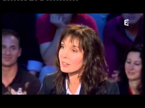 Anne Parillaud - On n'est pas couché 5 février 2011 #ONPC