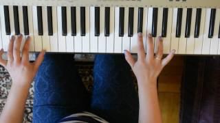 Самоучитель игры на синтезаторе. Известные песни. Урок №5. Город 312. Останусь.