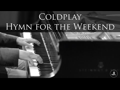 Coldplay - Hymn for the Weekend ft. Beyoncé (Piano Cover)