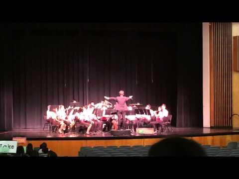 Louis Lake Intermediate Advanced Band