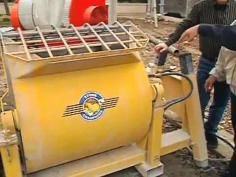 Champion™ Silo Mixer From Stone Equipment