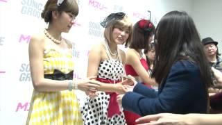 http://www.visionfactory.jp/artist/mthree/index.html フェアリーズから「Miki(下村実生)」「Miria(藤田みりあ)」「Mahiro(林田真尋)」 の中学生3人による、新ユニット「M ...