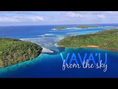 Vava'u From The Sky