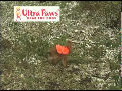 Ultra Paws Dog Reflective Safety Vest | Keep Doggie Safe
