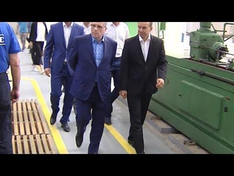 Новый приборы начали собирать на заводе имени Седина в Краснодаре