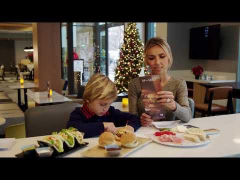 Hyatt House H Bar Sip + Snack Menu with Giuliana Rancic