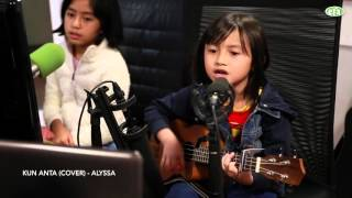 Video Kun Anta (Cover) by Alyssa download MP3, 3GP, MP4, WEBM, AVI, FLV Agustus 2017