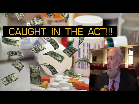Exclusive: Drug Lobbyist Caught Heading Prescription Affordability Board
