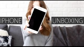 SILVER IPHONE 6S PLUS UNBOXING + DLACZEGO NIE ROSE GOLD