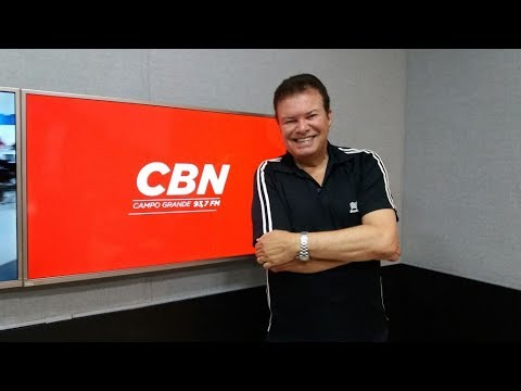 Entrevista CBN Campo Grande: Mauricio Picarelli, deputado estadual
