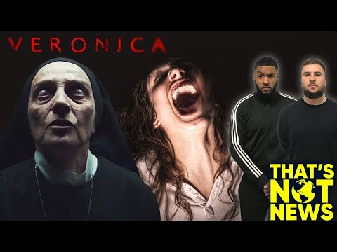 Is The New Netflix Horror The Scariest Movie Ever?!  That's Not