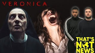 Is The New Netflix Horror The Scariest Movie Ever?! | That's Not News