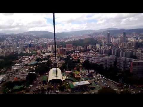 Avila Magica Paseo en el Teleferico de Caracas ( Warairarepano ) Venezuela. FULL VIAJE ! en HD