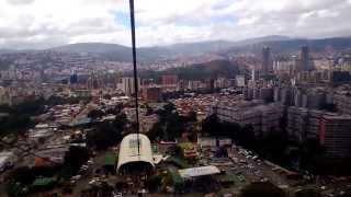 Avila Magica Paseo en el Teleferico ( Warairarepano ) de Caracas Venezuela. FULL VIAJE !