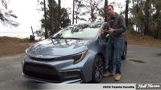Review: 2020 Toyota Corolla (Manual + Auto)