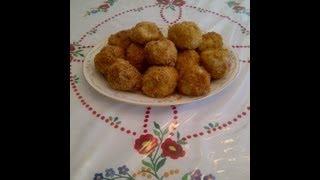 Hungarian Plum Dumplings  /  SzilvÁs GombÓc