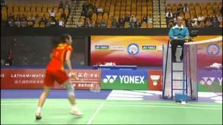 SF - WS - Wang Yihan vs Juliane Schenk - 2012 Yonex-Sunrise Hong Kong Open