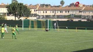 Resumen U.D. Los Barrios 1 - 3 Atlético Sanluqueño