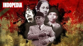 10 PAHLAWAN yg Paling Menginspirasi Bagi Bangsa INDONESIA