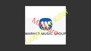 200th video - get rid of Warner Music Group Copyrights! Malware Fixer