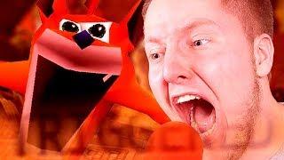 МОЯ ЛЮБИМАЯ ИГРА!   Crash Bandicoot