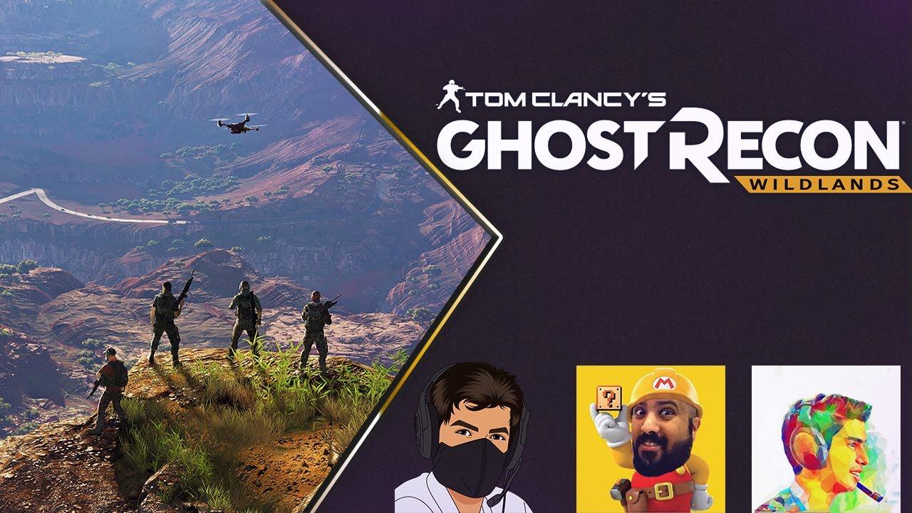 tom clancy's ghost recon wildlands تحميل لعبة
