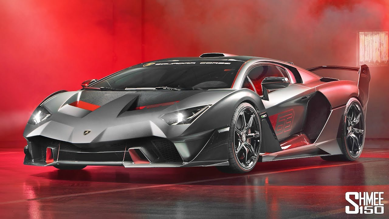 The Lamborghini Sc18 Alston Is The Maddest Lambo Ever Youtube
