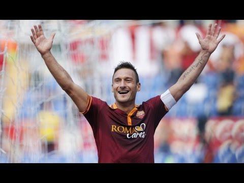 AS Roma - Francesco Totti - Stagione 2013/14