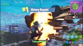 Fortnite Saison 4 Double Rocket Suicide (fr) Nouvelle peau Teknique et sac Brite Back Bling