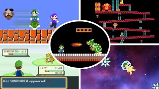 Level UP: Luigi wins by doing absolutely nothing ALL EPISODES